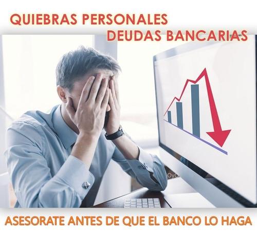 abogados - deudas financieras - tarjetas de crédito - online