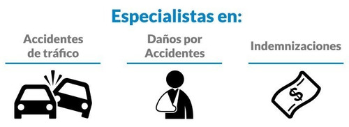 abogados en choques, accidentes y art