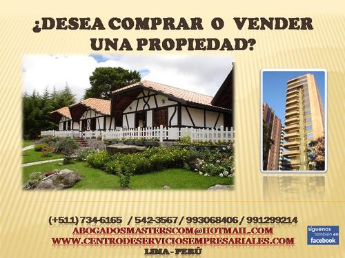 abogados en lima - perú,   asesoría legal inmobiliaria