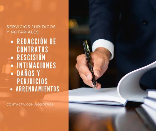 abogados, escribanos, servicios
