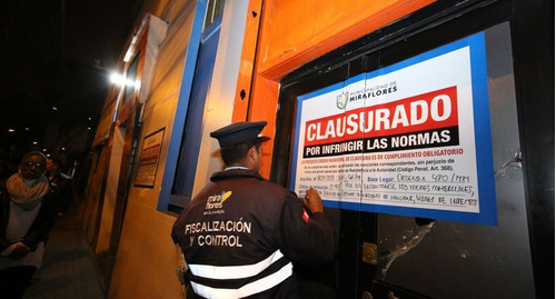 abogados especialista en municipalidades clausuras multas