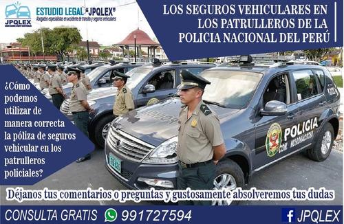 abogados especialista en seguros vehiculares y a/t