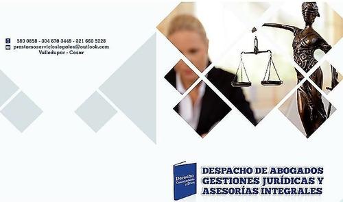 abogados, profesionales del derecho,  gestión y asesoría