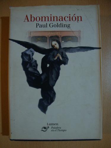 abominacion - paul golding