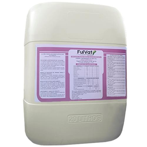 abono o fertilizante organico liquido x 20 lts
