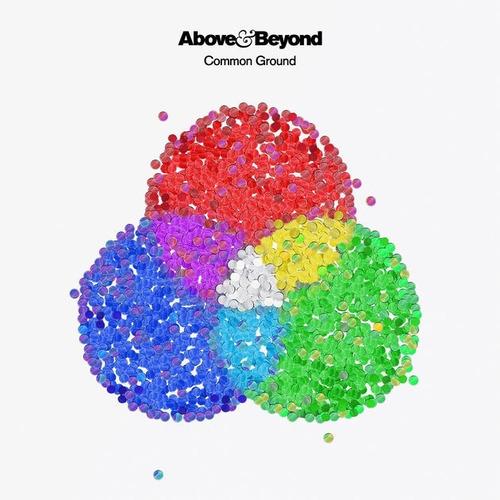above & beyond common ground 2018 album itunes original