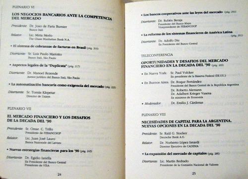 abra el redescubrimiento del mercado 1992 bancos no envio