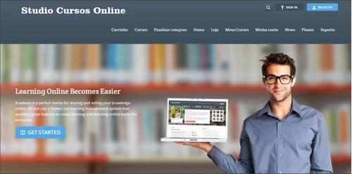 abra sua escola online hoje mesmo totalmente automatizada