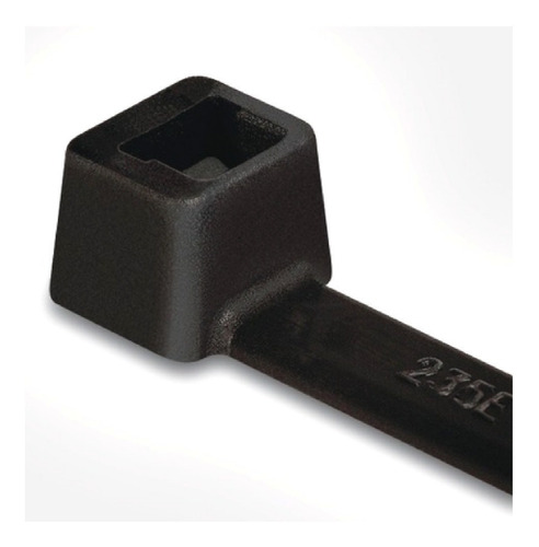 abraçadeira cinta de nylon 200mm x 4,6 mm hellermann pct 100