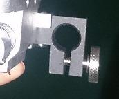 abraçadeira do porta-lâmina p/plotter foison c24, e24, x24