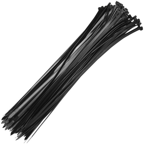 abraçadeira nylon 2,5x150 preta (c/ 1000pçs)