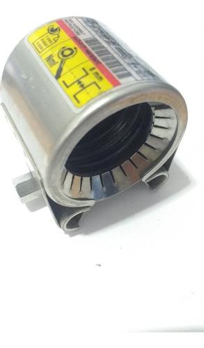 abraçadeira straub metal grip-l 33,7mm 16bar 5nm