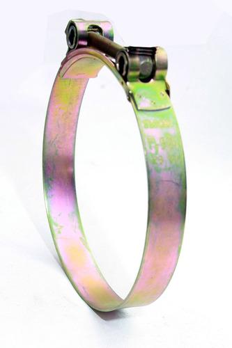 abrazadera alta presión de tornillo  t 521 de 4  128-136