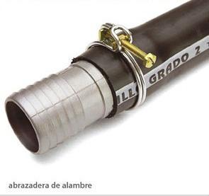 abrazadera de alambre 54 49 mm