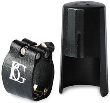 abrazadera de clarinete cuero bg l4sr
