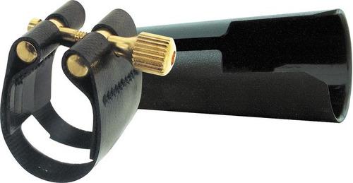 abrazadera para saxofon soprano rovner light