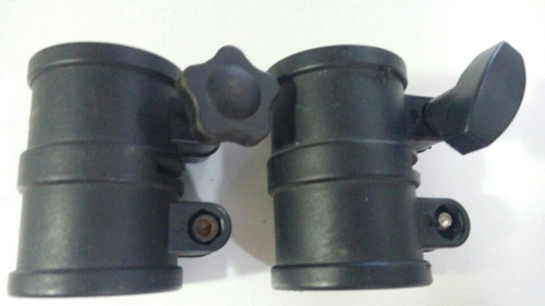 abrazadera plásticas andamio tripode paral cornetas luces