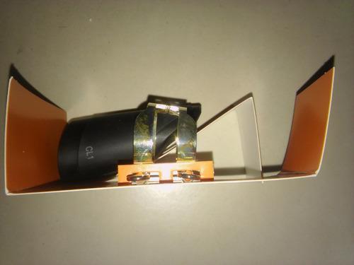 abrazadera rico para clarinete hcl1s con cubre boquilla tm