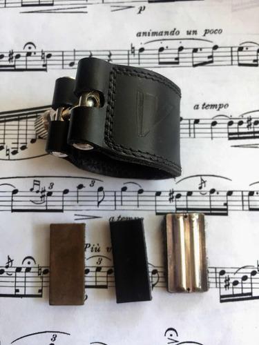 abrazadera vandoren para clarinete