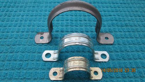 abrazaderas aluminio