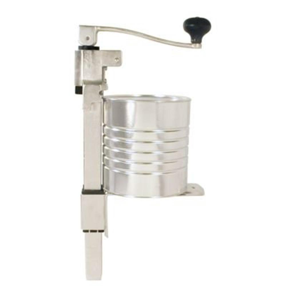 Abrelatas industrial de uso manual para restaurante cocina for Manual para muebles de cocina