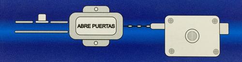abrepuertas eléctrico cantonera chapa eléctrica cerradura