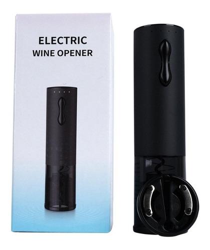 abridor de vinho automatico eletrico recarregavel luxo
