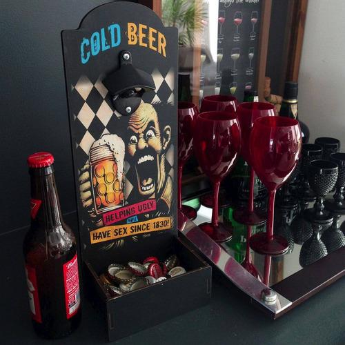 abridor garrafas cerveja