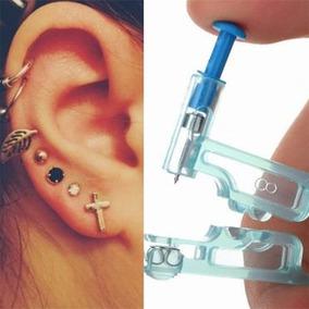 f0024e818931 Aretes Para Orejas Sin Perforacion - Accesorios de Moda Azul en ...