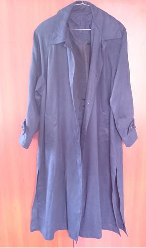 abrigo americano  para mujer tallla xl azul  de rematee..
