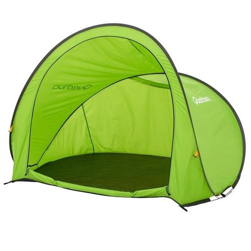 abrigo barraca 2 pessoas quechua - 2 seconds xl