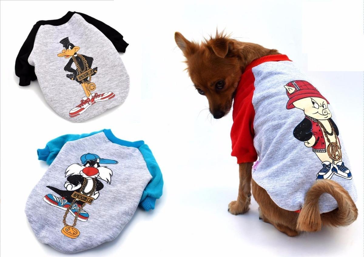 Abrigo Buzo - Ropa Para Perros- Buzo Looney Tunes