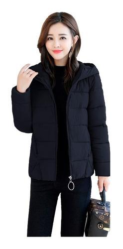 abrigo chamarra invierno dama impermeable elegante