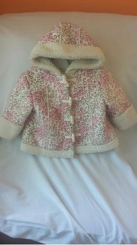 abrigo de bebé aborregado