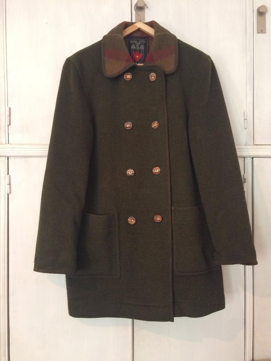 Doble De 10 Abrigo Modelo Mujer original Haus Zeist 000 Loden ZYZwBvdq
