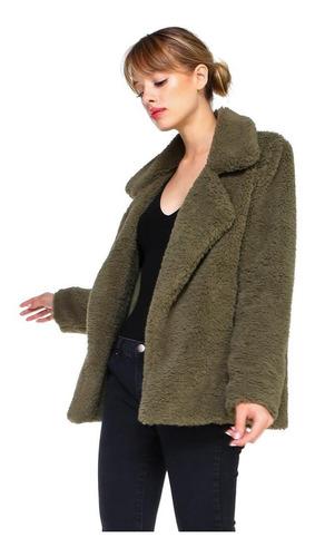 abrigo efecto borrego
