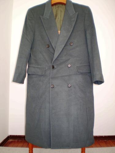 abrigo gaban gabardina hombre