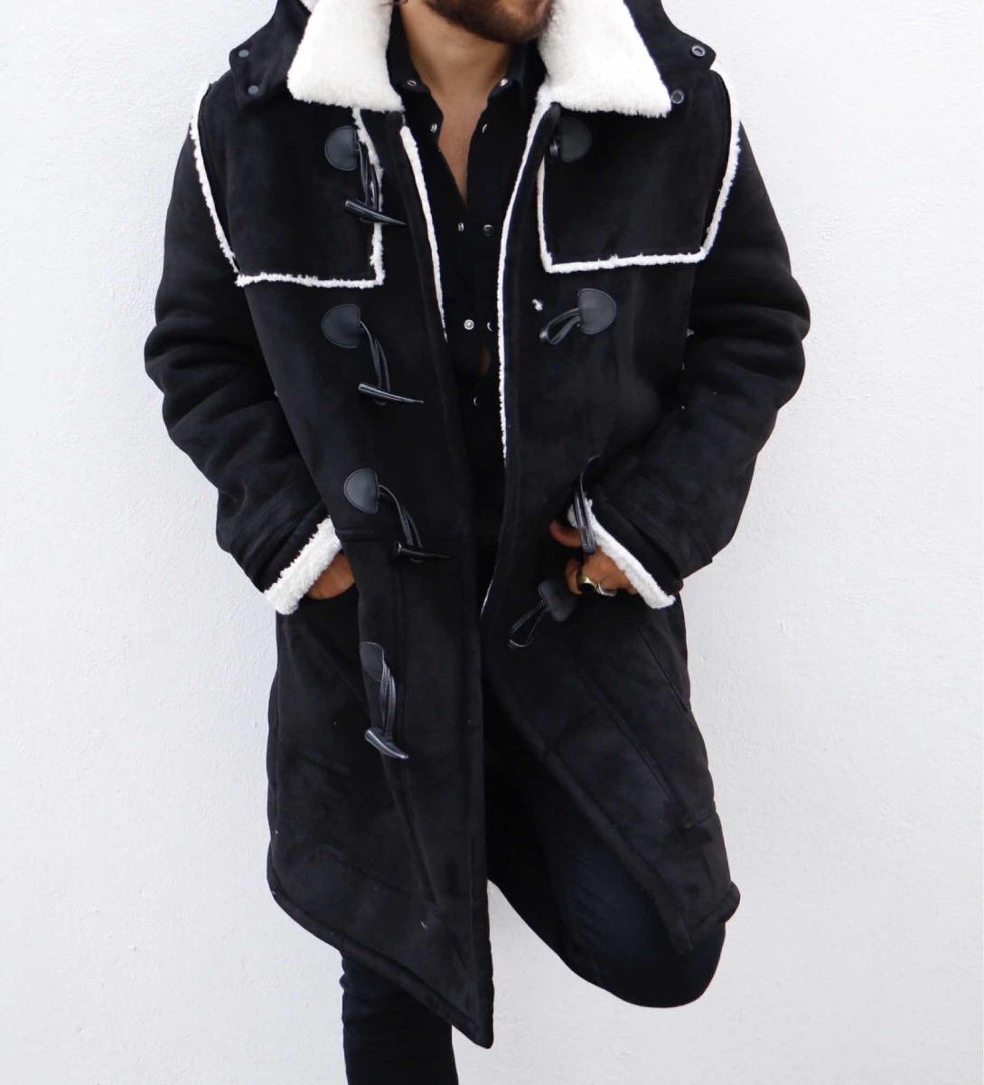Zara hombre abrigos 2019