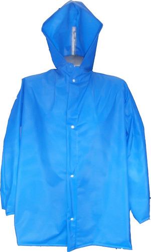 abrigo impermeable calibre 4 para publicidad x 12u