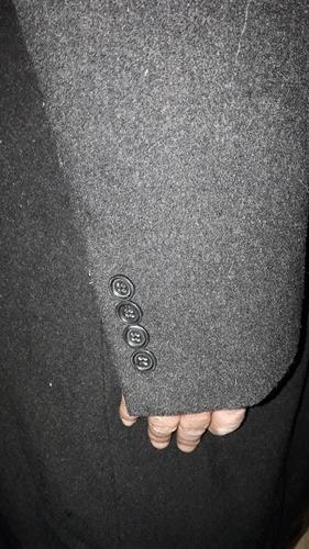 abrigo lana.