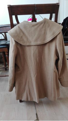 abrigo largo para dama