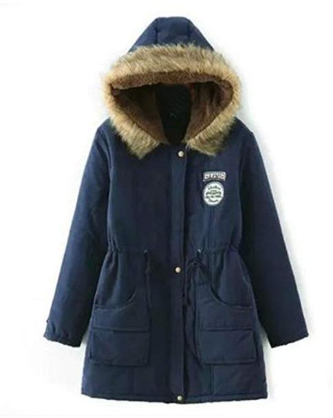 Abrigo para el frio de mujer