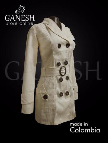 abrigo mujer chaqueta