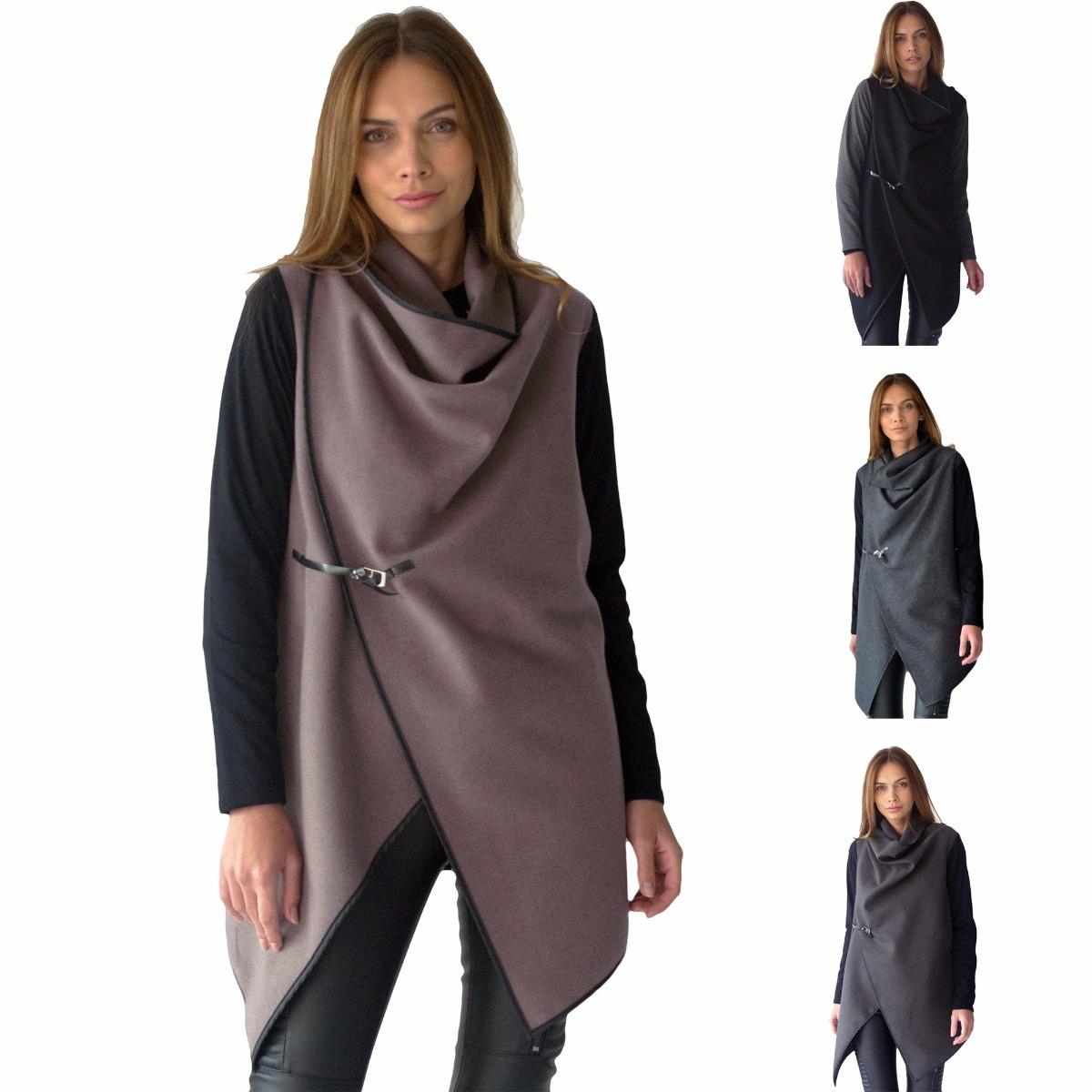 ffaec45e72c abrigo mujer formal casual saco gabardina ligero rack   pack. Cargando zoom.