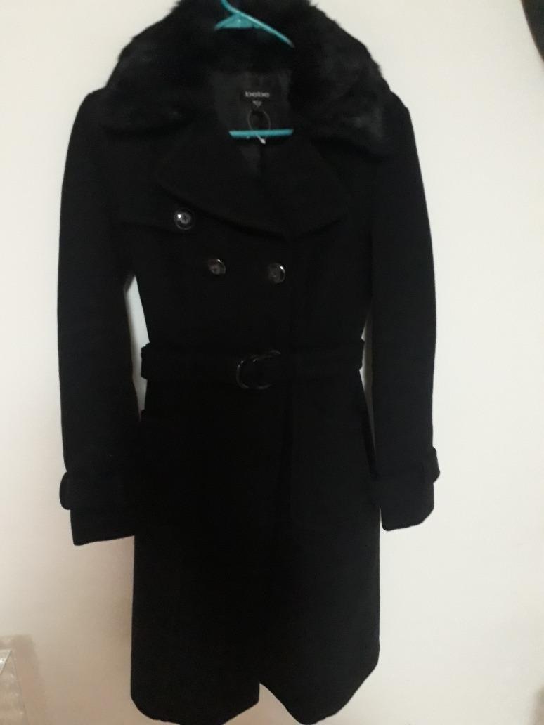 abrigo mujer marca bebe original de lana. Cargando zoom. b26970c3dc12