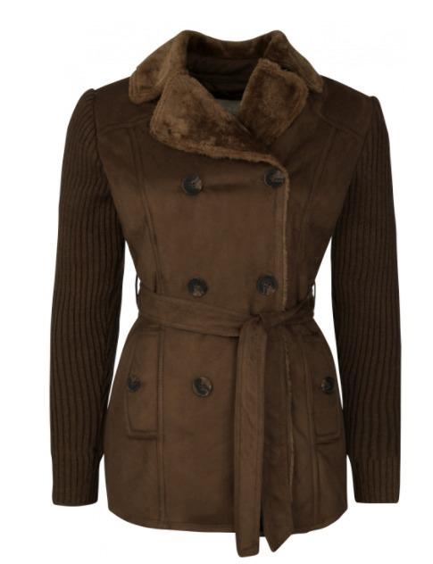 Imagen de un abrigo