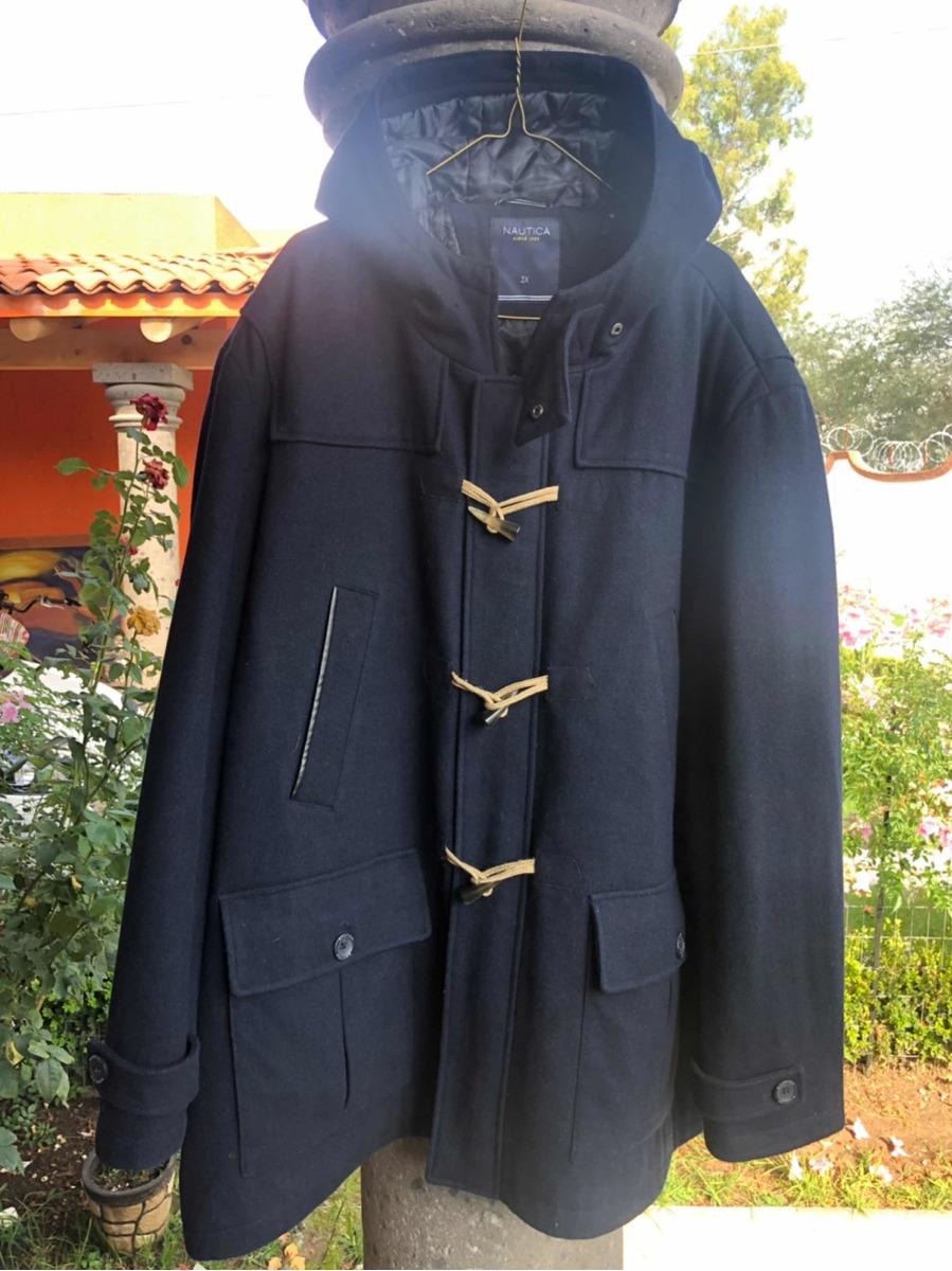 tienda del reino unido disponibilidad en el reino unido gran selección Abrigo Náutica 3xl Tipo Marinero De Lana - $ 1,850.00