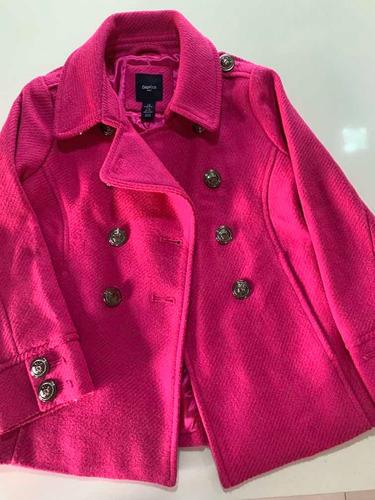 abrigo niña gap talla 6-7