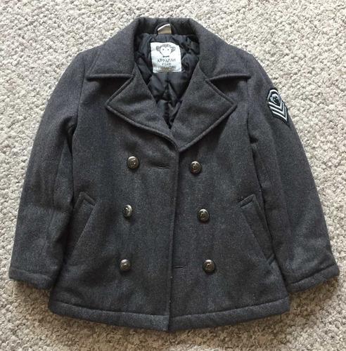 abrigo niño marca