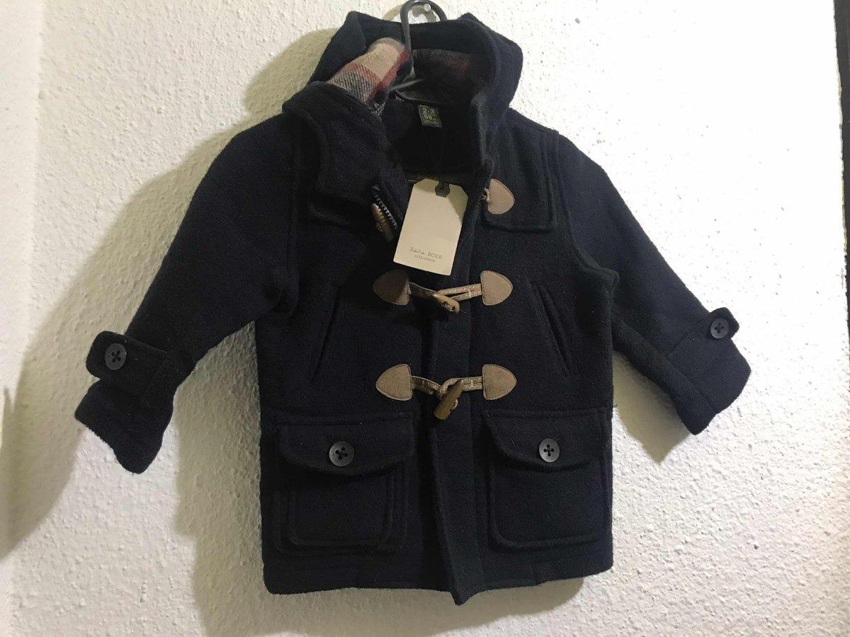 precio competitivo 24eaa 6bc07 Abrigo Niño Zara Bebé 2-3 Años Nuevo No Náutica Tommy Gucci